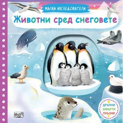 Малки изследователи: Животни в снеговете