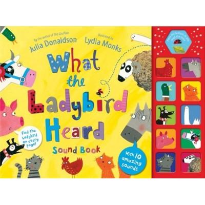 What the Ladybird Heard Sound Book (Какво дочу калинката)