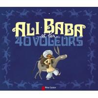 Ali Baba et les 40 voleurs Broché