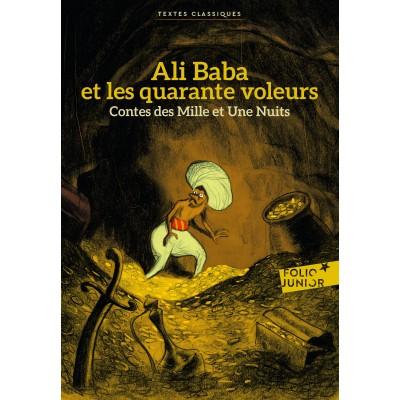 Ali Baba et les quarantes voleurs