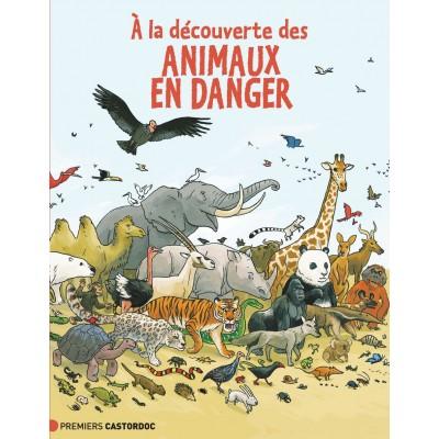 A la découverte des animaux en danger  - Откриване на животни в опасност