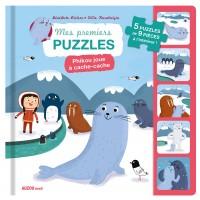 Mes premiers puzzles - Phikou joue à cache-cache