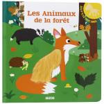 Les animaux de la forêt Album - Животните от гората