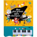 Mon livre-piano des grands compositeurs Album