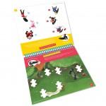 Le Loup - Mon fabuleux livre d'activités Reliure à spirales