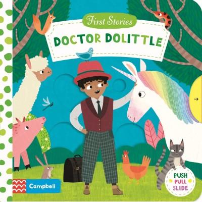 Doctor Dolittle (First Stories) Board book - Книга на английски език