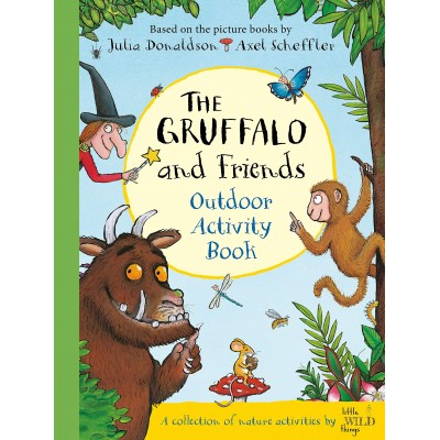 The Gruffalo and Friends Outdoor Activity Book