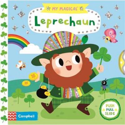 My Magical Leprechaun - Книга на английски език