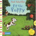 Axel Scheffler Pip the Puppy: A push, pull, slide book
