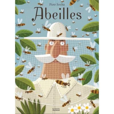 Abeilles  - Книга на френски език