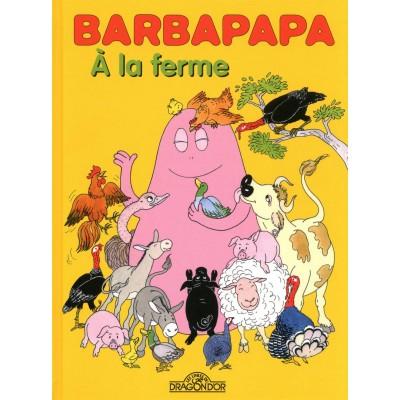 Barbapapa BD - A la ferme - Татко Барба, комикс - фермата