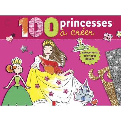 100 princesses à créer - 100 принцеси за създаване