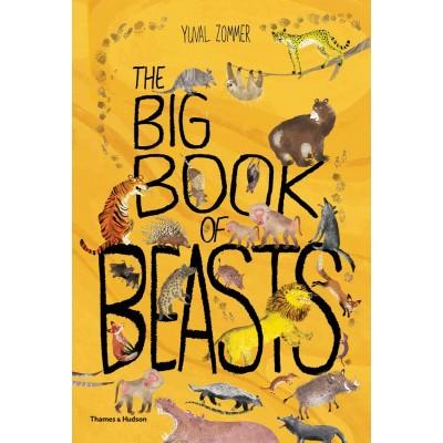 The Big Book of Beasts Hardcover - Книга на английски език