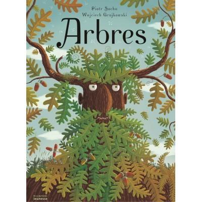 Arbres - Книга на френски език