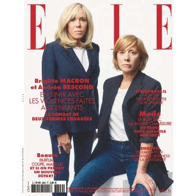 ELLE magazine - Списание на френски език