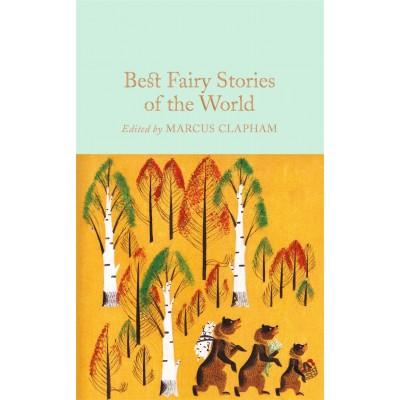 Best Fairy Stories of the World - Книга на английски език