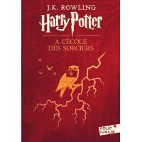 Harry Potter, I : Harry Potter à l'école des sorciers - Книга на френски език