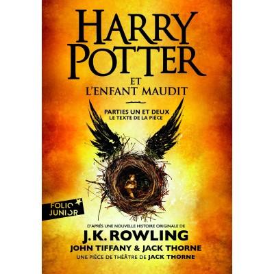 Harry Potter et l'Enfant Maudit - Хари Потър и прокълнатото дете