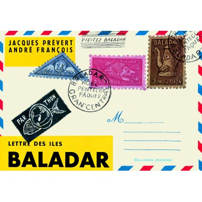 Писма от Островите скитници (Lettre des îles Baladar)