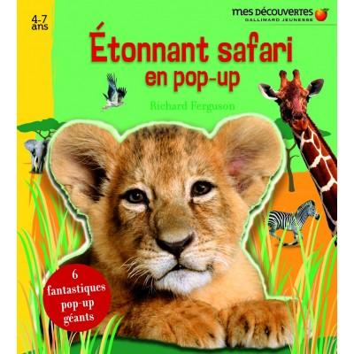 Étonnant safari en pop-up