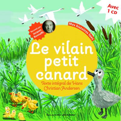 Le vilain petit canard (Грозното патенце) + 1CD