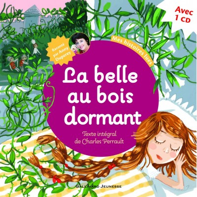 La Belle au bois dormant Album