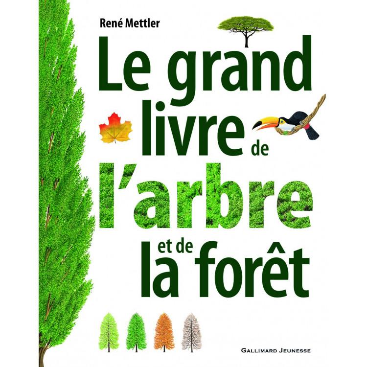 Le grand livre de l'arbre et de la forêt Relié