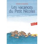 Les vacances du petit Nicolas - Книга на френски език