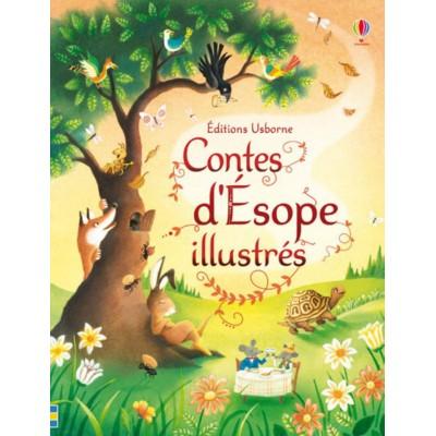 Fables d'Esope - Басните на Езоп