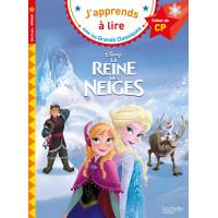 La Reine des Neiges CP Niveau - Книга на френски език