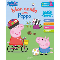 Mon année avec Peppa Pig GS 5/6 ans
