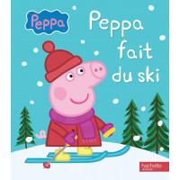 Peppa fait du ski Cartonné