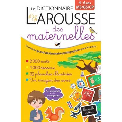 Dictionnaire des Maternelles  - Речник на френски език