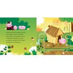 Minicontes puzzle: Les trois petits cochons - Dès 10 mois