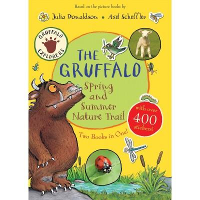 The Gruffalo Spring and Summer Nature Trail - Книга на английски език