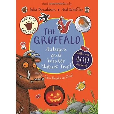 The Gruffalo Autumn and Winter Nature Trail - Книга на английски език