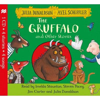 The Gruffalo and Other Stories CD Audio CD - CD на английски език