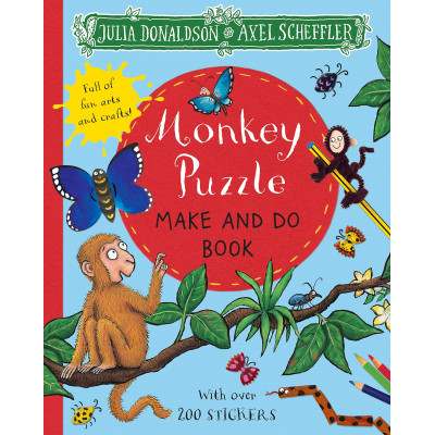 Monkey Puzzle Make and Do Paperback