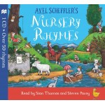 Axel Scheffler's Nursery Rhymes Audio CD - CD на английски език