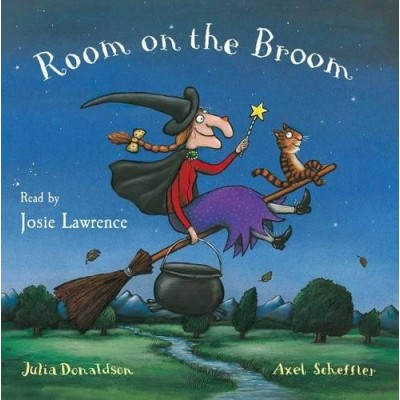 Room on the Broom Audio CD - CD на английски език