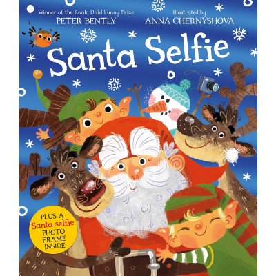 Santa Selfie - Книга на английски език