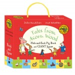 Tales from Acorn Wood: Hide-and-Seek Pig Book and Jigsaw Set Board book