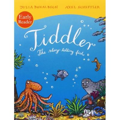 Tiddler Reader (Early Reader) Paperback - Книга на английски език