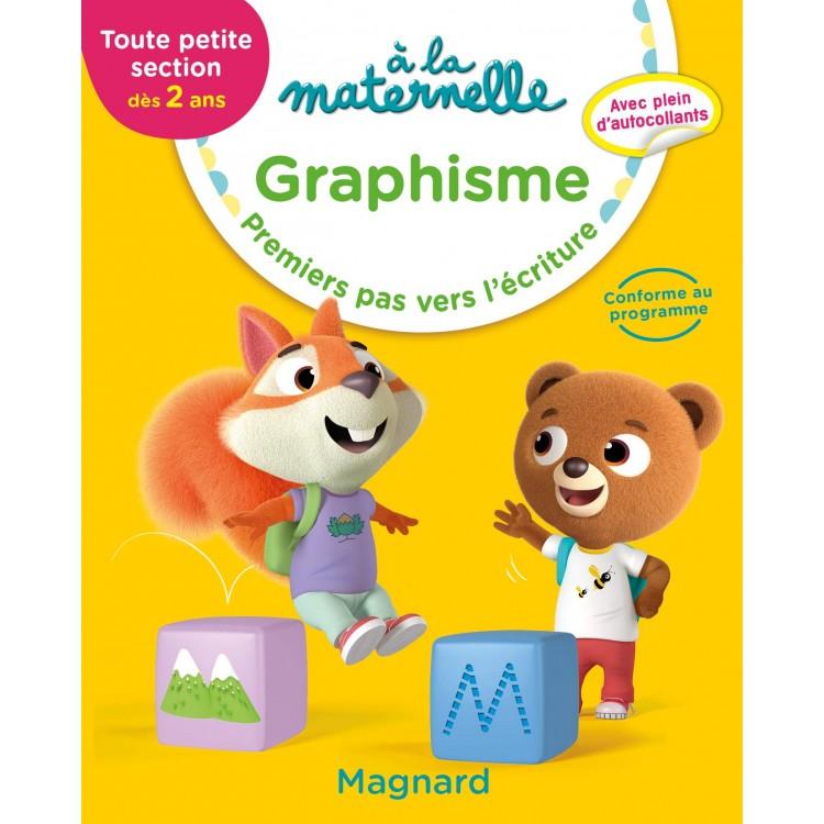 A la maternelle, graphisme TPS - За детската градина писане
