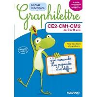 Graphilettre CE2 CM1 CM2