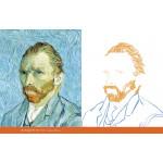 L'art à colorier : Van Gogh