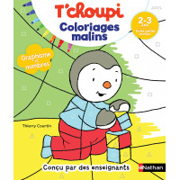 T'choupi Coloriages Malins