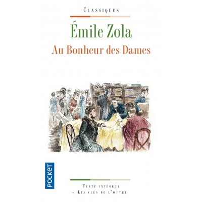 Au Bonheur des Dames - Книга на френски език