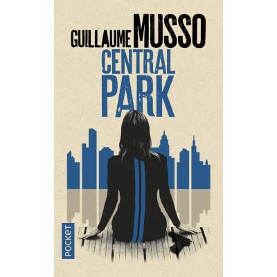 Central Park - Книга на френски език