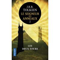 Le Seigneur des anneaux - tome 2 : Les Deux Tours  - Книга на френски език